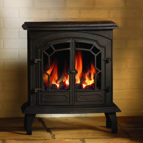 Broseley Lincoln Conventional Flue Natural Gas Stove