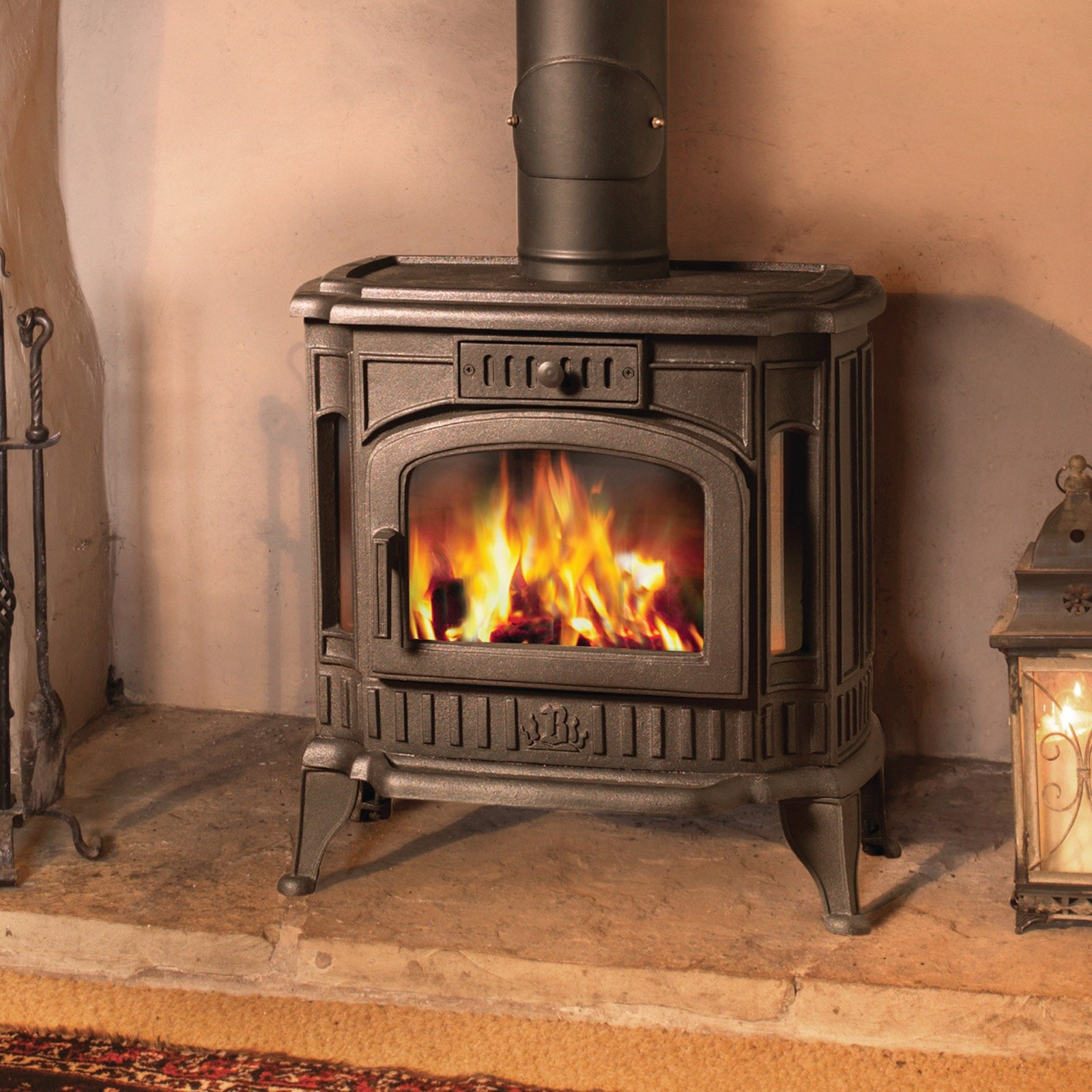 Broseley Winchester Conventional Flue Natural Gas Stove