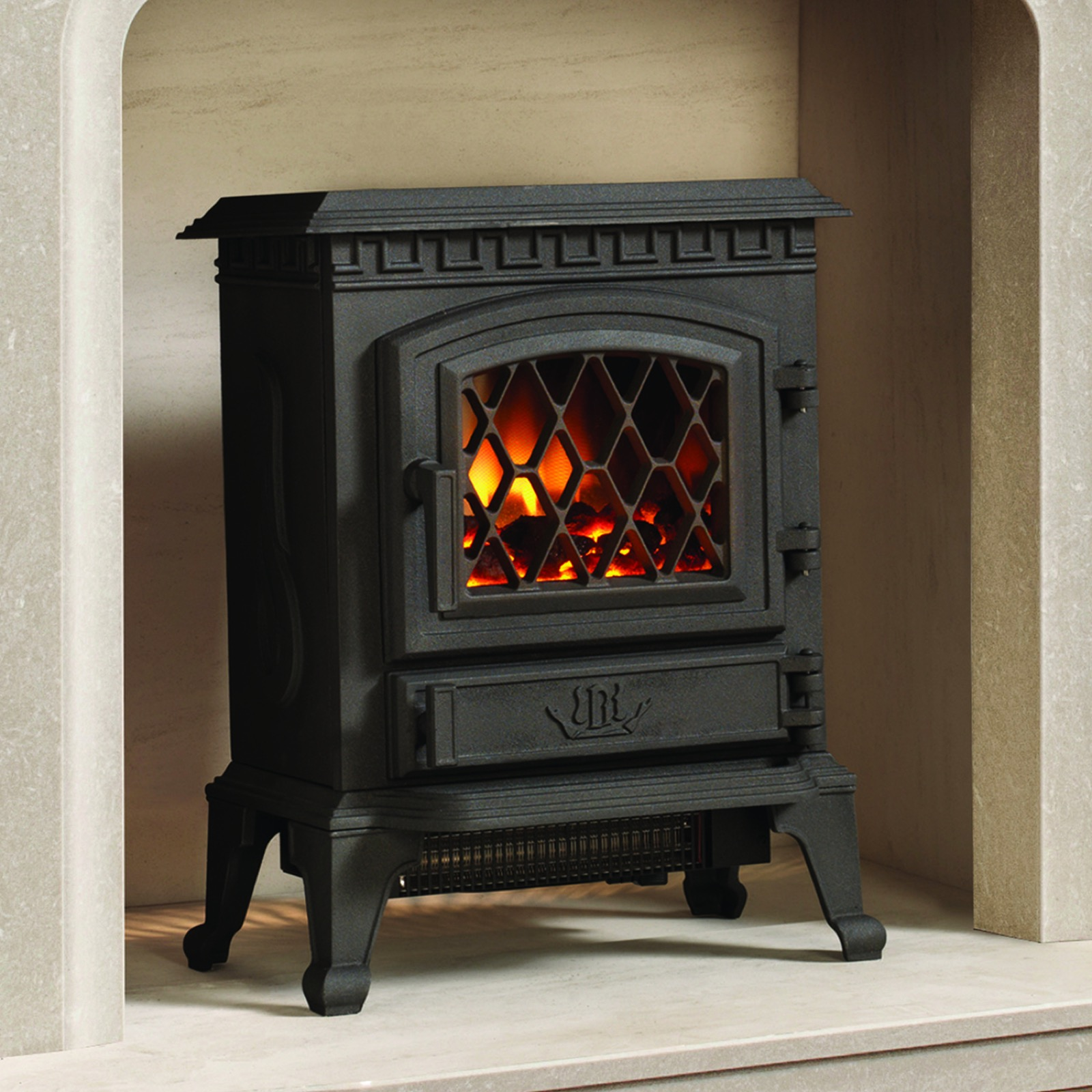 Broseley Stove Replacement Glass and FREE Seal