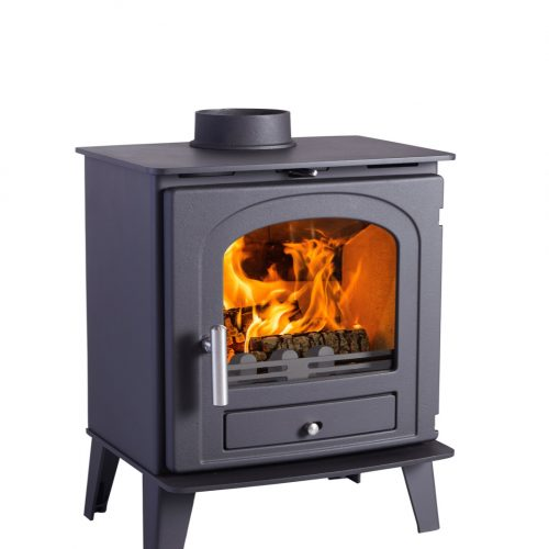 Eco Ideal Eco 1 Freestanding Defra Approved Multifuel Stove
