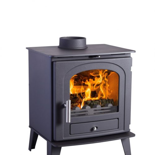 Eco Ideal Eco 2 Frestanding Defra Approved Multifuel Stove