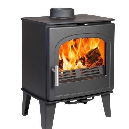 Eco Ideal Eco 3 Frestanding Defra Approved Multifuel Stove