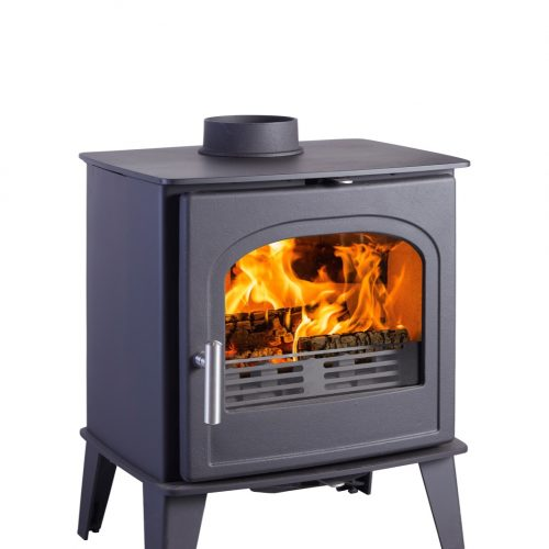 Eco Ideal Eco 5 Frestanding Defra Approved Multifuel Stove