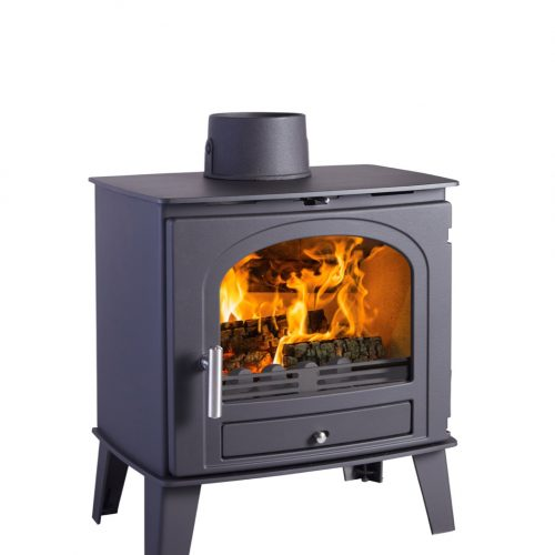 Eco Ideal Eco 6 Frestanding Defra Approved Multifuel Stove