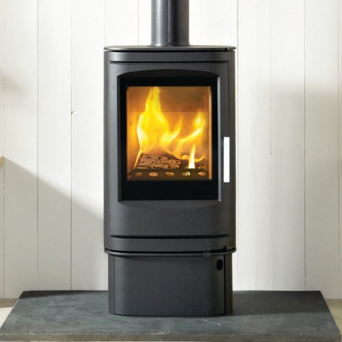 Varde Ovne Fuego 1 Wood Burning Stove with High Base