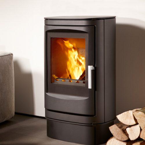 Varde Ovne Fuego 2 Wood Burning Stove with Low Base