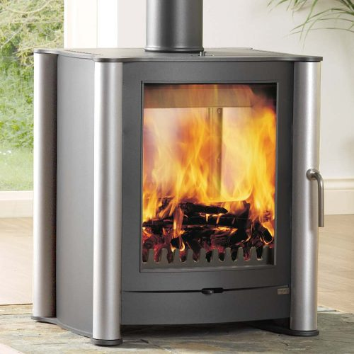 Outdoor Paint Upgrade For Firebelly FB1 Double Sided Wood Burning Stove ( Paint Only)