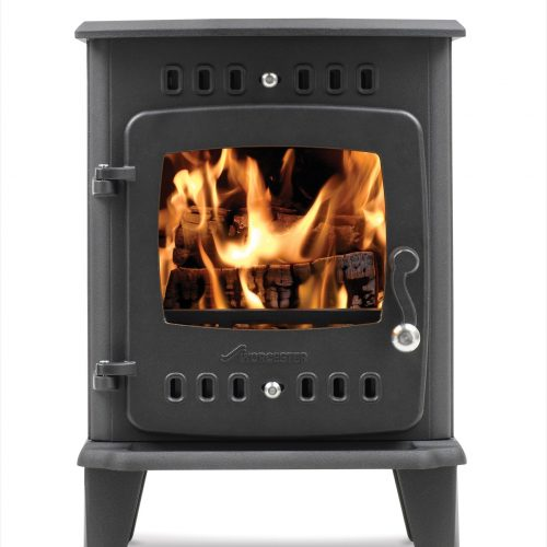 Worcester Greenstyle Hanbury 4kw Defra Approved Multifuel Stove