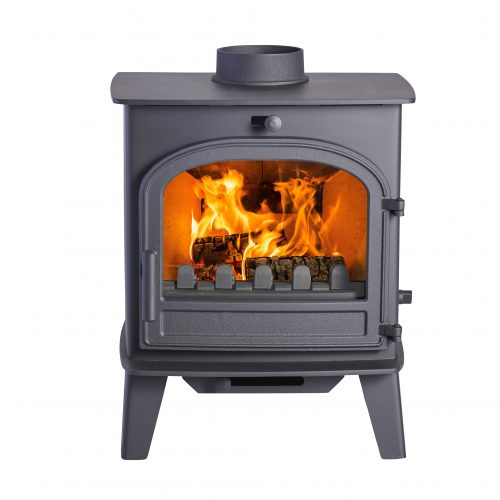 Cleanburn Løvenholm Defra Aproved Single Door  Multifuel Stove