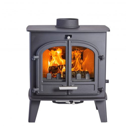 Cleanburn Nørreskoven  Double Door Multifuel Stove