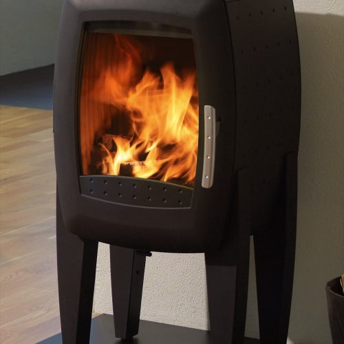 Nordpeis Smarty Wood Burning Stove with Classic Legs