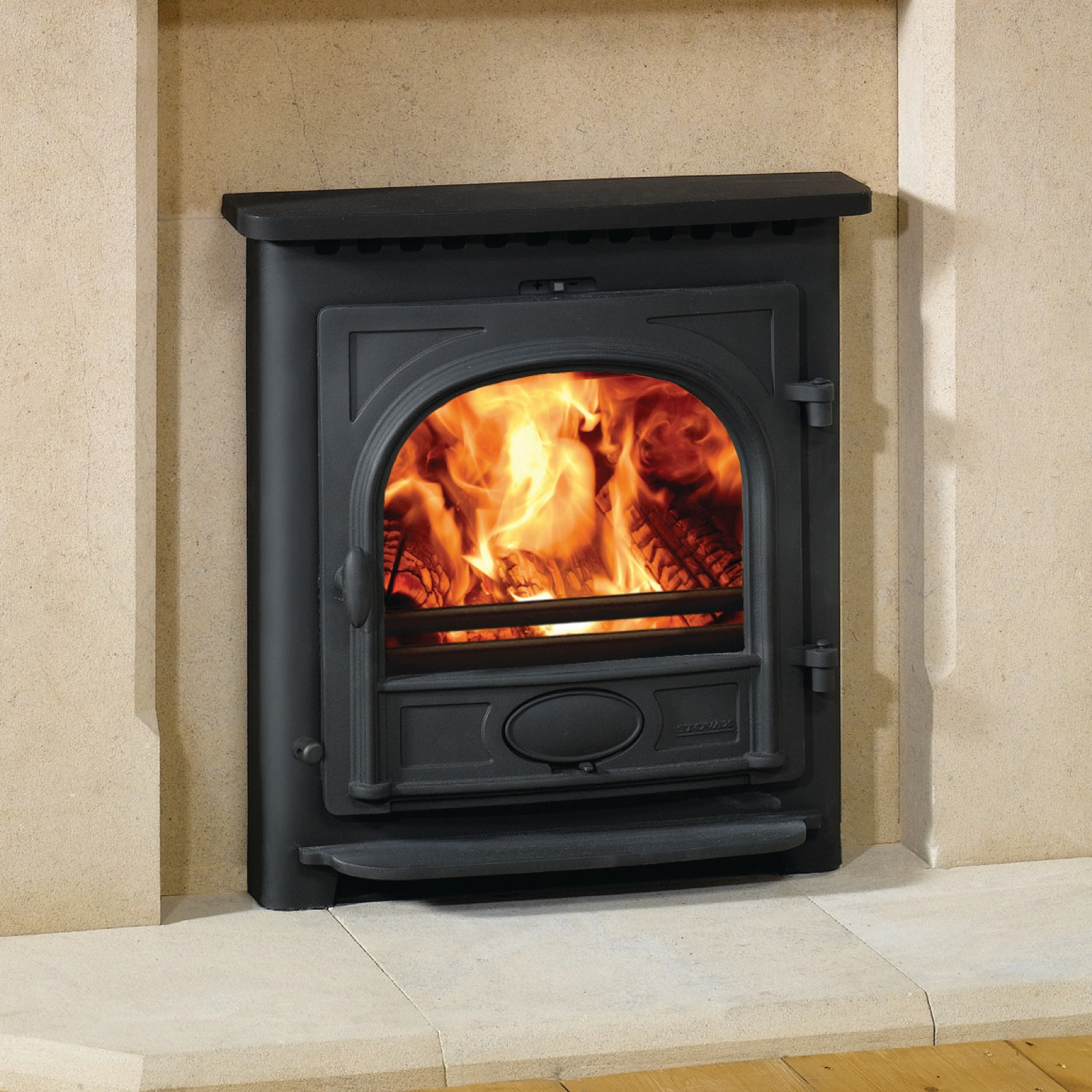 Stovax Stockton 7 Inset Convector Multifuel Stove With