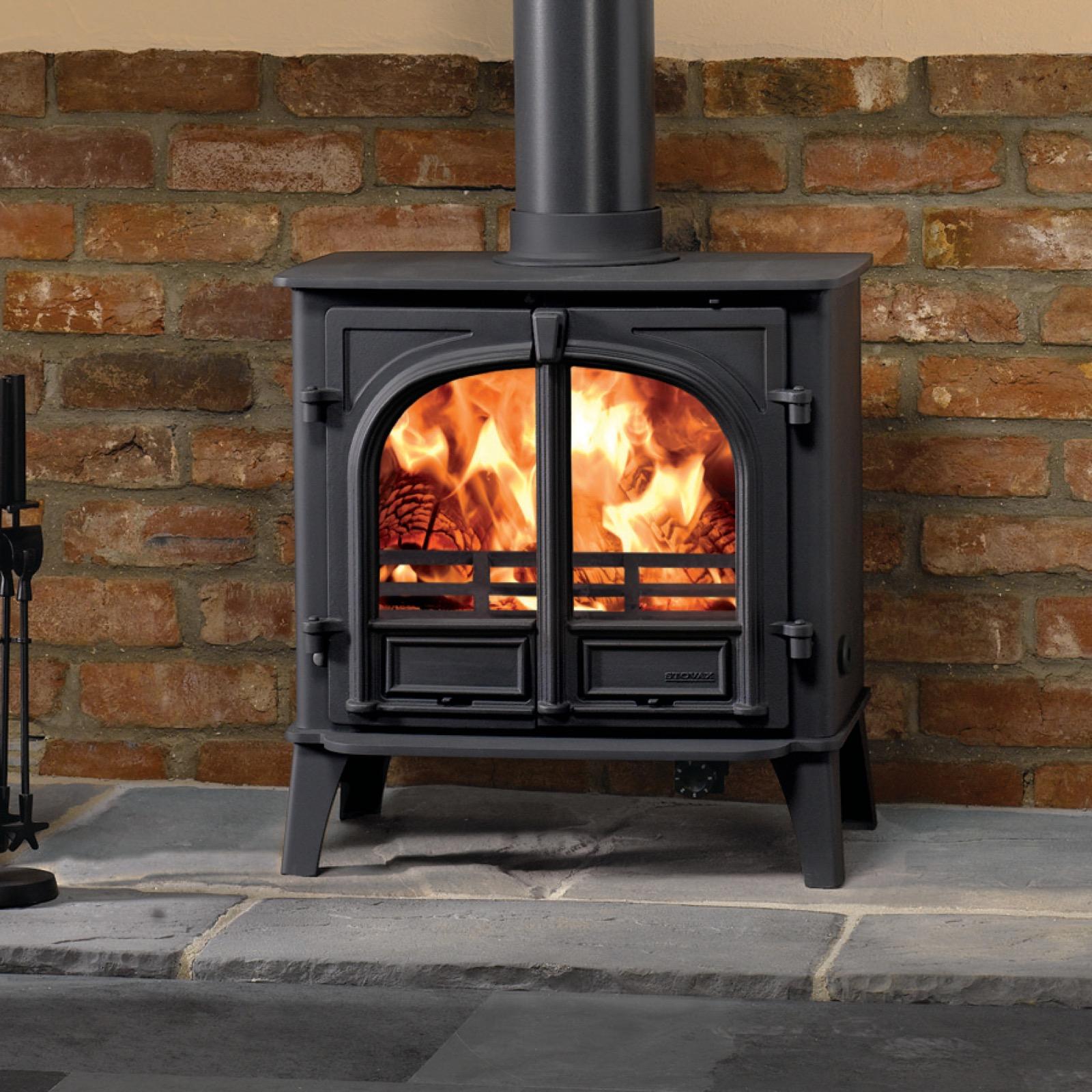 Stovax Stockton 8hb Multifuel Boiler Stove Simply Stoves
