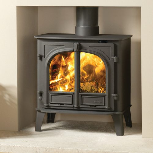 Stovax Stockton 8 Multifuel Two Door Stove