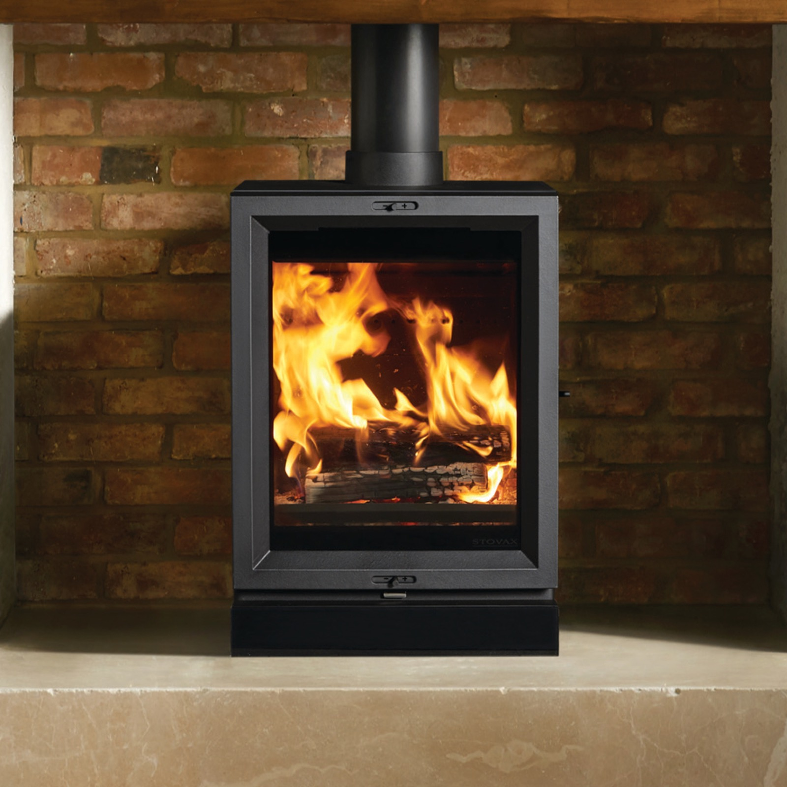 Stovax View 5t Multifuel Stove Simply Stoves