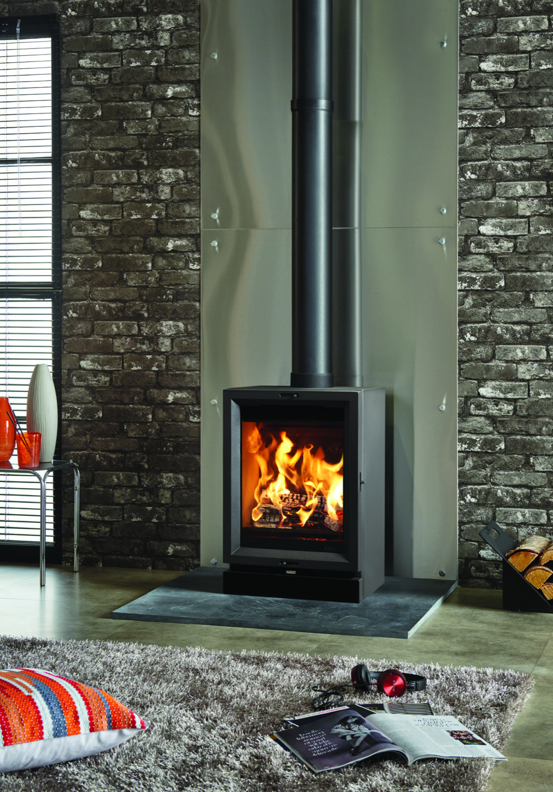 Stovax View 5T Multifuel Stove