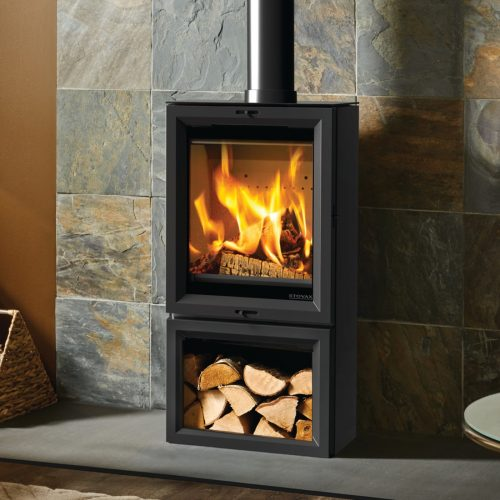 Stovax View 5T Midline Wood Burning Stove