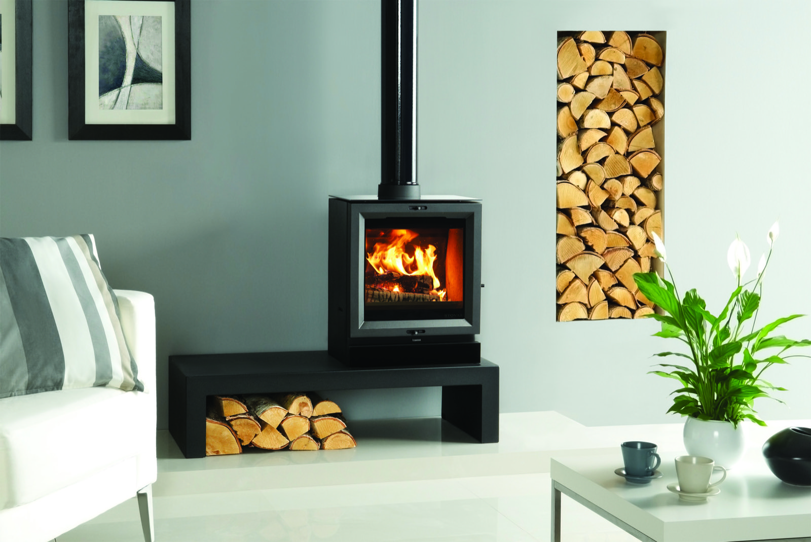 stovax view 5 wood burning stove simply stoves