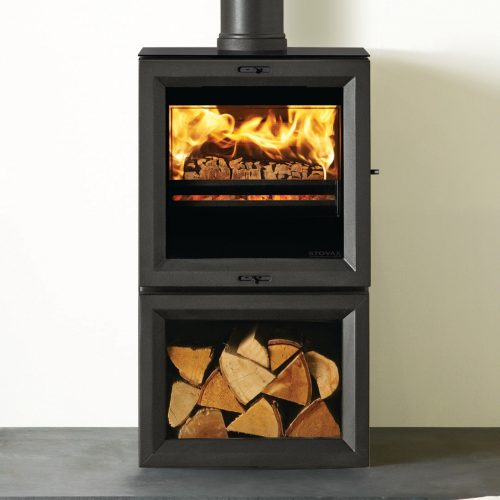 Stovax View 5 Midline Wood Burning Stove