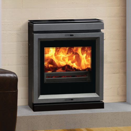 Stovax View 7HBi Multifuel Inset Boiler Stove