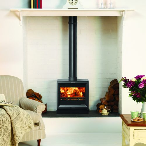 Stovax View 8HB Multifuel Boiler Stove