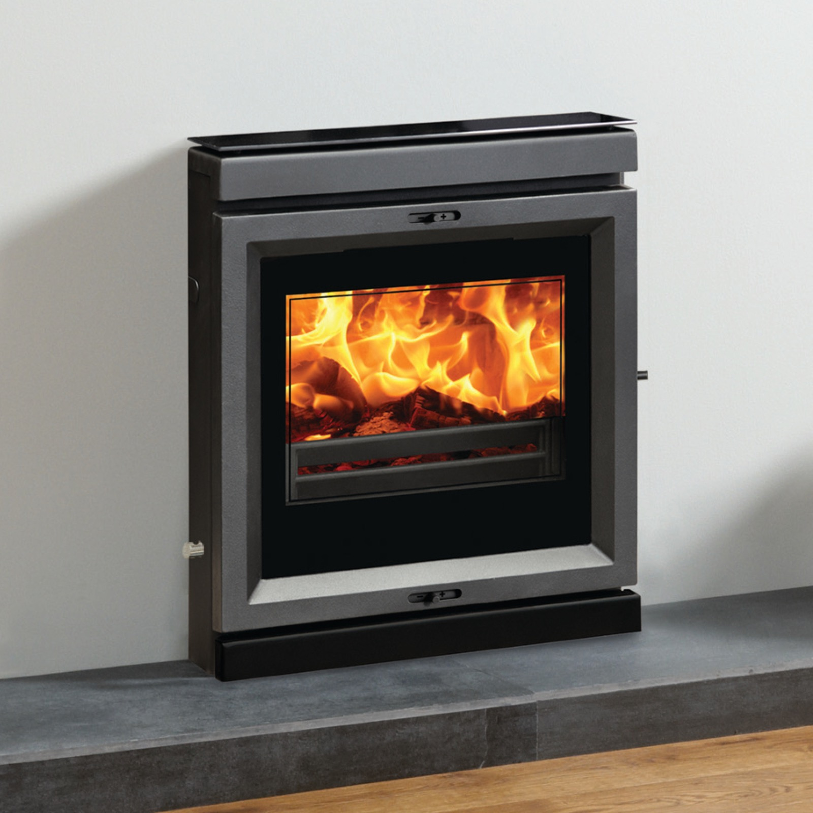 Stovax View 7 Multifuel Inset Convector Stove Simply Stoves