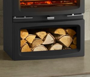 Stovax Vogue Medium Wood Burning Stove Midline Base