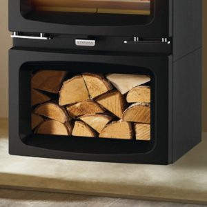 Stovax Vogue Midi Wood Burning Stove Midline Base