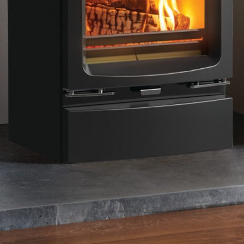 Stovax Vogue Midi Wood Burning Stove Plinth Base
