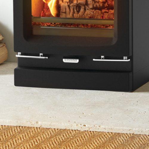 Stovax Vogue Small Wood Burning Stove Plinth Base