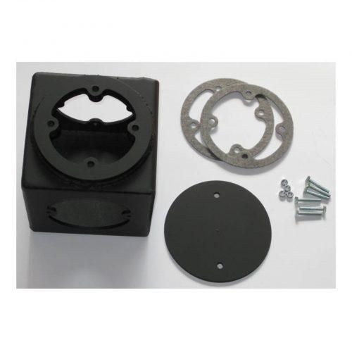"Eco Ideal Flue Gather Box 6"""