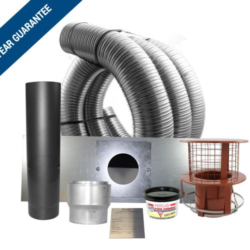 Stove Installation Pack