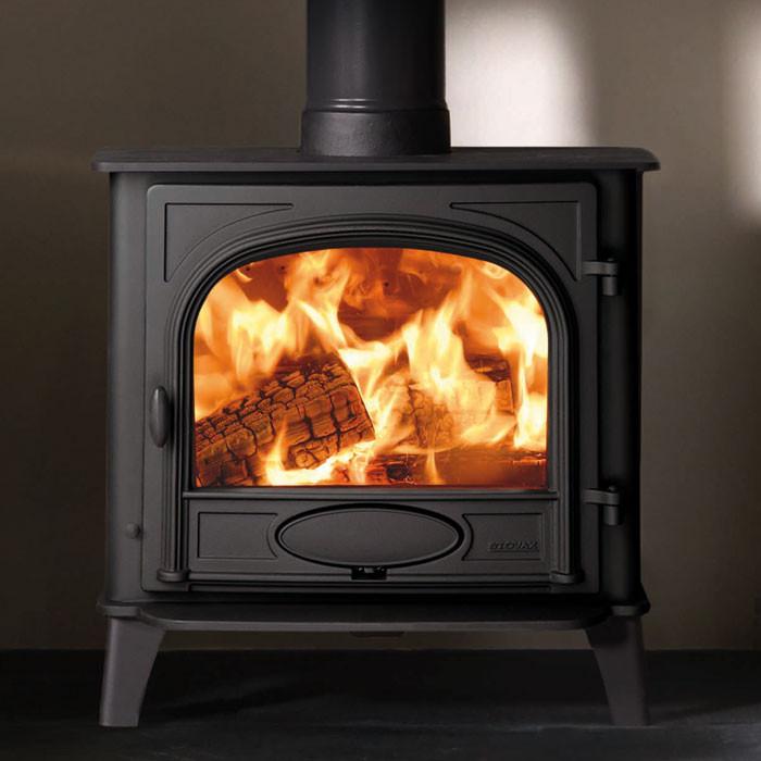 Stovax Stockton 5 Wide 1 Door Wood Burning Stove