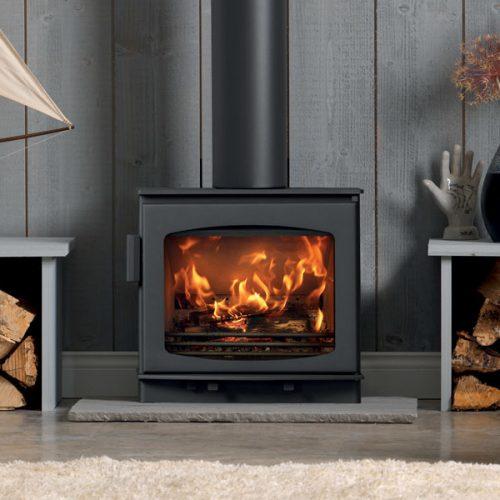 ACR Wychwood Eco Design Ready Wood Burning Stove